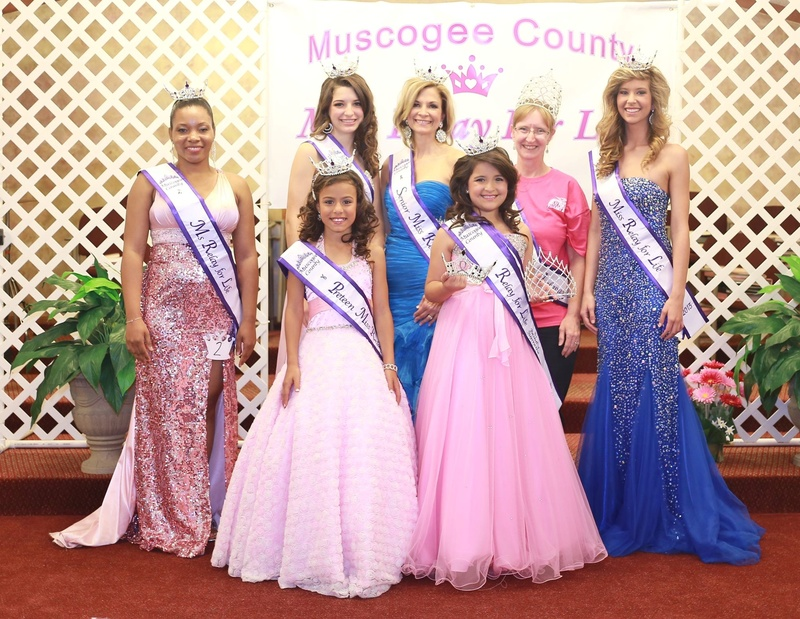 Teen Womanless Pageant